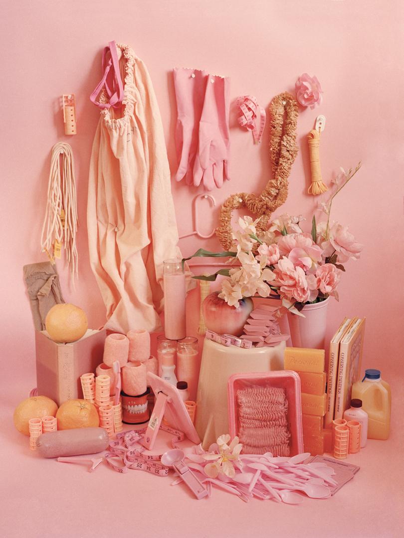 COLOR STUDIES_Pink