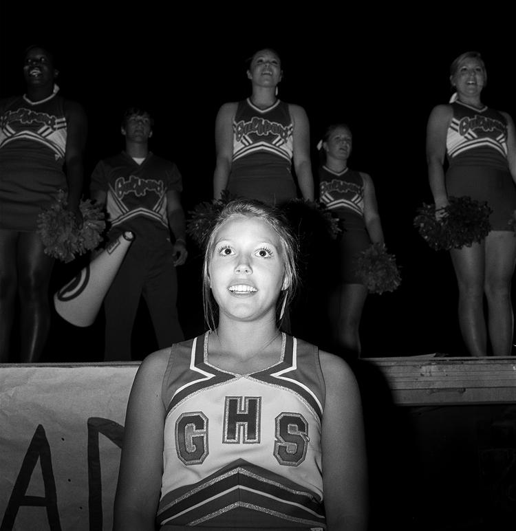 01. Cheerleaders Gulfport Mississippi 2009
