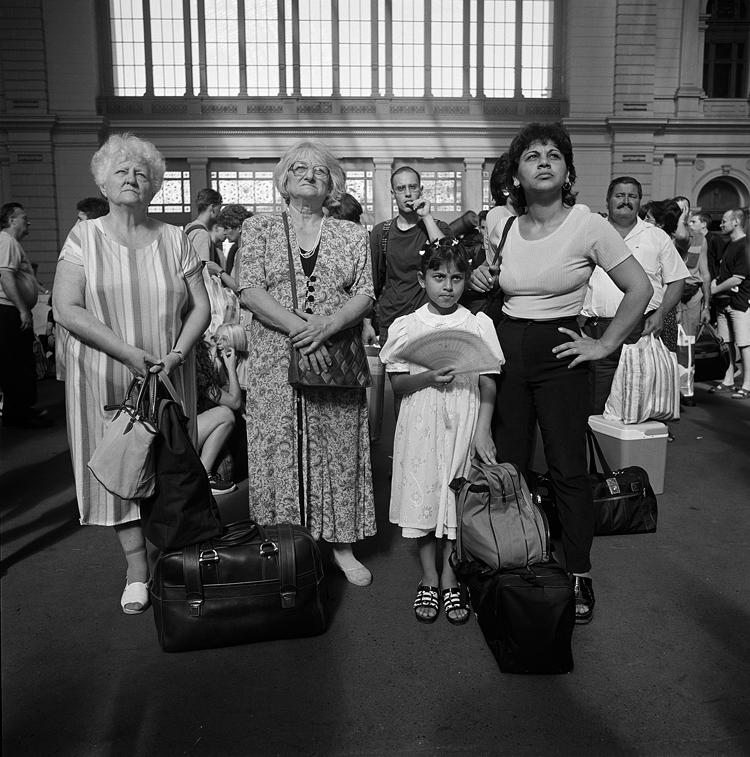 14. Budaphest Train Station 1999