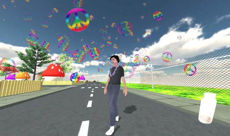 Jerry Paper - Game3 (Level Design by Jon Schmidt)