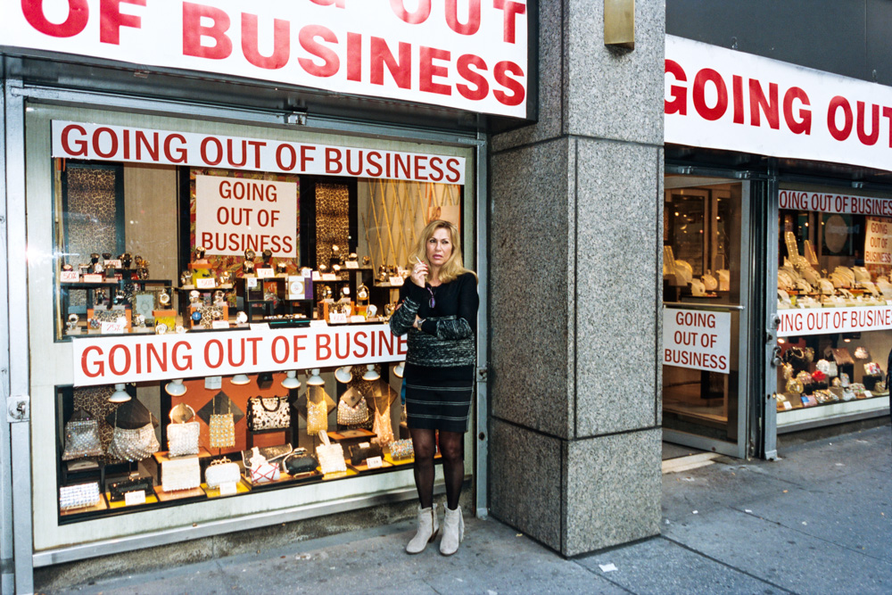 Going Out of Business, NYC, 2015