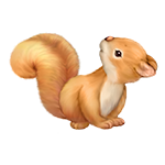 Squirrel-clip-art-clipart-clipartcow